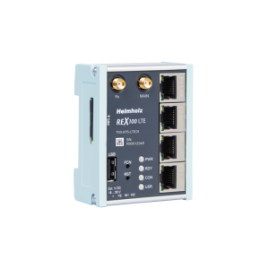 REX 100, Ethernet-Router