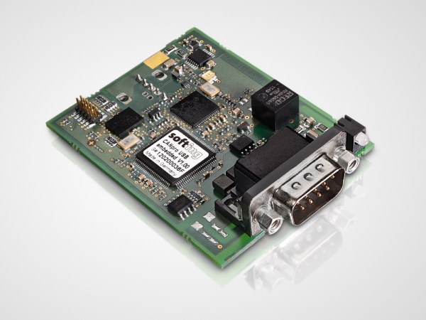 CANpro USB embedded