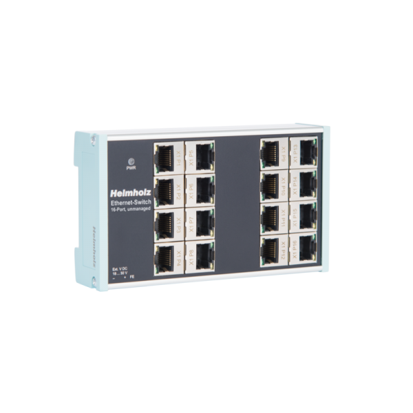 unmanaged Switch 16-port