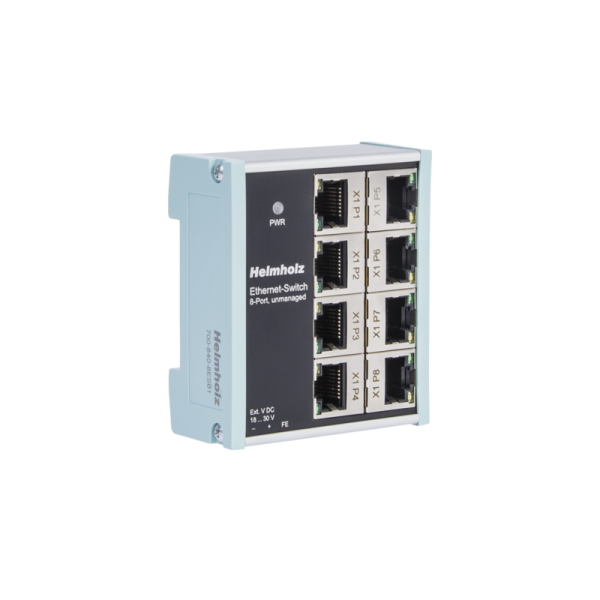 unmanaged Switch 8-port