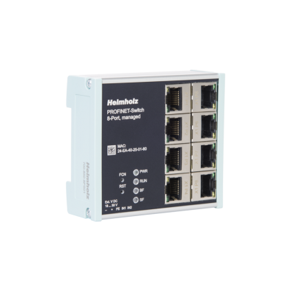 Profinet Switch 8-port