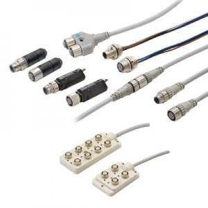 Steckverbinder und kabelsets
