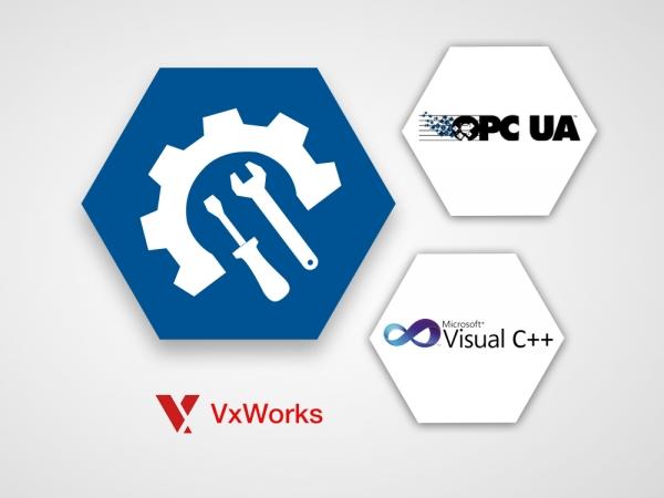 OPC UA Toolkit für VxWorks