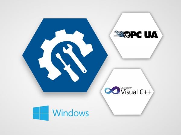OPC UA Toolkit für Windows