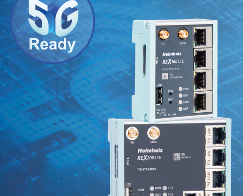5G ready REX Router