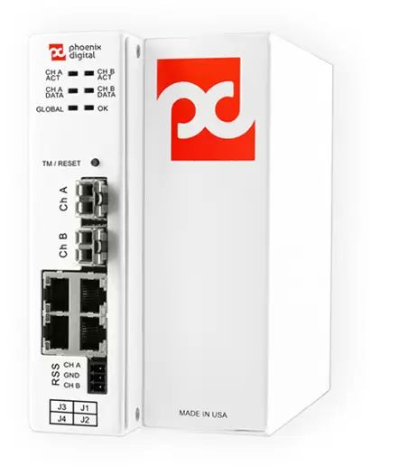 Phoenix Digital redundant switch