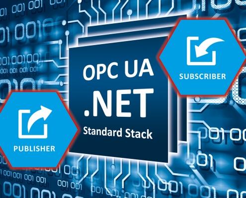 OPC UA .NET Stack Pub/Sub