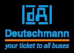 Deutschmann Logo hoch