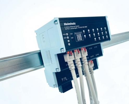 FLEXtra Ethernet Switch 16 Port
